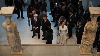 Σι Τζινπίνγκ: Όχι μόνο συμφωνώ με την επιστροφή των Γλυπτών του Παρθενώνα αλλά θα σας στηρίξω