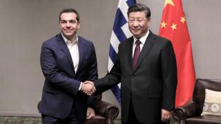 Συνάντηση Τσίπρα - Σι Τζινπίνγκ: Πρόσκληση στον πρόεδρο του ΣΥΡΙΖΑ για επίσκεψη στο Πεκίνο