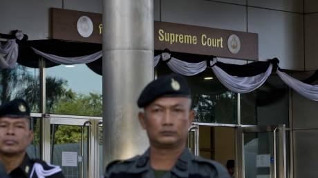 Ταϊλάνδη: Πρώην αστυνομικός άρχισε να πυροβολεί μέσα σε δικαστήριο - Τρεις νεκροί