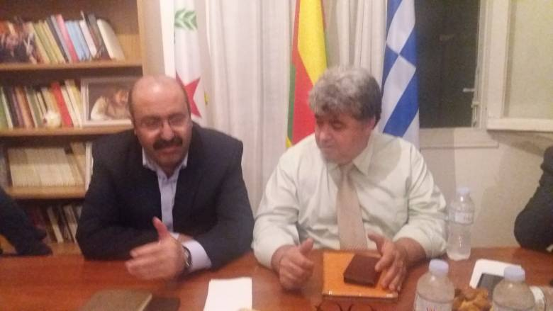 Σαχόζ Χασάν: Ο Ερντογάν επιδιώκει τη μόνιμη κατοχή εδαφών της Συρίας