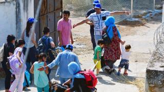 Μόρια: Μηδέν εις το πηλίκον – Για «Πρέσπες» της ΝΔ μιλάει ο Κακλαμάνης