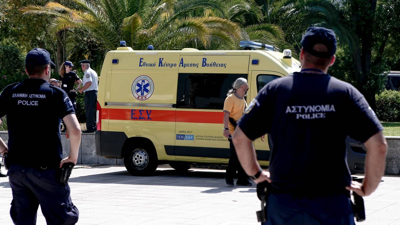 Αιματηρό επεισόδιο στη Θεσσαλονίκη: Μαχαίρωσαν νεαρό