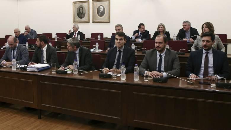 Προανακριτική για Novartis: Χωρίς Πολάκη και Τζανακόπουλο - Καταθέτει ο Κ. Φρουζής