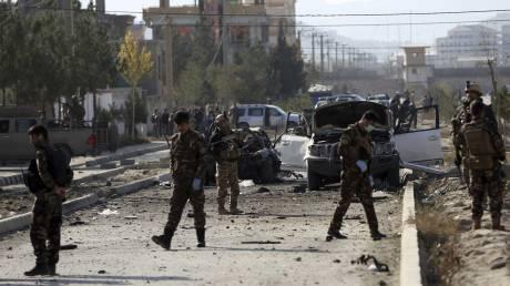 Αφγανιστάν: Τουλάχιστον επτά νεκροί σε βομβιστική επίθεση στην Καμπούλ