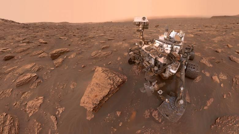Νέο μυστήριο: Το Curiosity ανίχνευσε μυστηριώδεις αυξομειώσεις στο οξυγόνο του Άρη