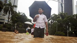 Η Τζακάρτα των 30 εκατομμυρίων χάνεται – Μια ιστορία αφροσύνης και κλιματικής αλλαγής