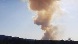 Κύπρος: Καίγεται το εθνικό δασικό πάρκο Ακάμας - Όλα δείχνουν εμπρησμό