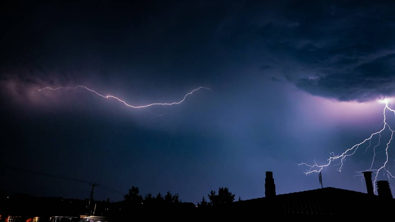 Καιρός - «Βικτώρια»: Πού θα σημειωθούν βροχές και καταιγίδες την Πέμπτη