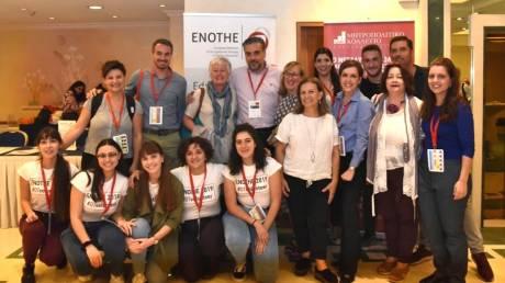 Συνέδριο ENOTHE: Tο μεγαλύτερο γεγονός Εργοθεραπείας φιλοξενήθηκε από το Μητροπολιτικό Κολλέγιο