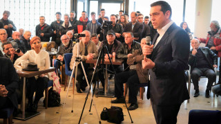 Τσίπρας: Γινόμαστε μάρτυρες ενός ακραίου νεοσυντηριτισμού και επικοινωνιακού αντιπερισπασμού