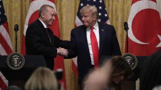 Συνάντηση Τραμπ - Ερντογάν: Αβρότητες, φιλοφρονήσεις και στο βάθος… Patriot