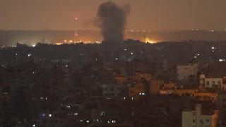 Συμφωνία κατάπαυσης του πυρός στη Γάζα