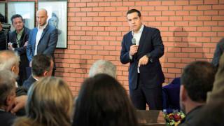 Τσίπρας: Η κυβέρνηση στήνει τηλεοπτικά σόου στα Εξάρχεια, σε Πανεπιστήμια ακόμη και κινηματογράφους