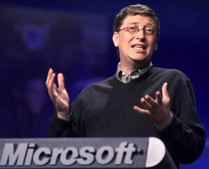 1999, Λας Βέγκας. Ο Ιδρυτής της Microsoft, Μπιλ Γκέιτς, μιλάει στο ξενοδοχείο Venetian του Λας Βέγκας για το μέλλον του ίντερνετ.