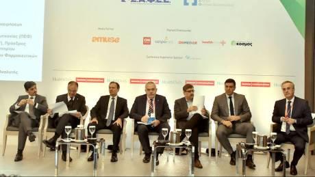 Σκληρή κριτική του Δημήτρη Γιαννακόπουλου στις κυβερνήσεις για την πολιτική φαρμάκου