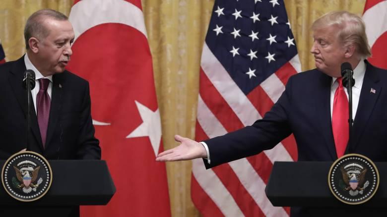 Ερντογάν: Ανάμειξη στα κυριαρχικά μας δικαιώματα η πρόταση των ΗΠΑ για τους S-400
