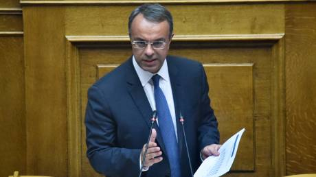 Παρεμβάσεις για πρώτη κατοικία και επίδομα θέρμανσης ανακοίνωσε ο Σταϊκούρας