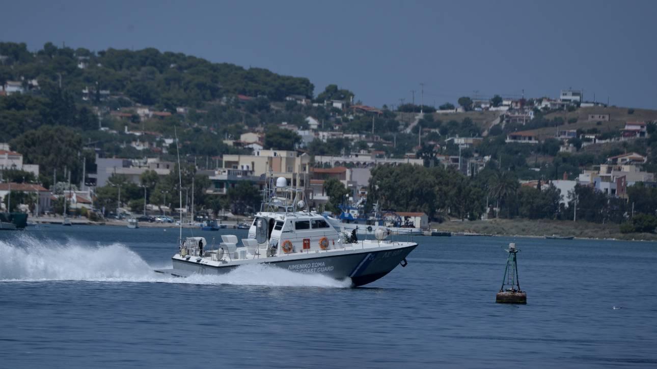 Λιμενικό: Προειδοποιητικά πυρά σε ασφαλή τομέα κατά ύποπτου σκάφους