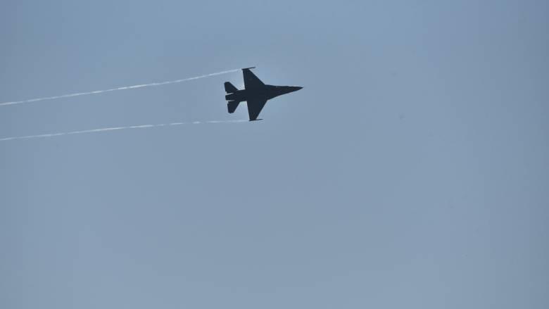 Νέες υπερπτήσεις τουρκικών F-16 πάνω από Καστελόριζο και Ρω