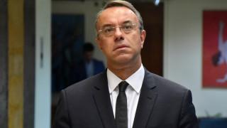 Συνάντηση Σταϊκούρα - Ζαββού με τραπεζίτες για το νομοσχέδιο του «Ηρακλή»