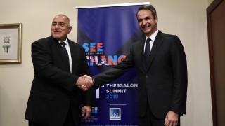 Προσφυγικό και Τουρκία στην ατζέντα της συνάντησης Μητσοτάκη - Μπορίσοφ