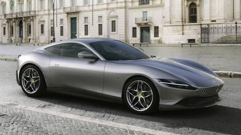 Roma: Έτσι λέγεται η πολύ όμορφη νέα Ferrari, η 5η που παρουσιάστηκε φέτος