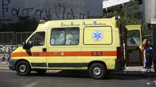 Τροχαίο με τραυματίες στη Συγγρού - Μηχανή παρέσυρε πεζούς
