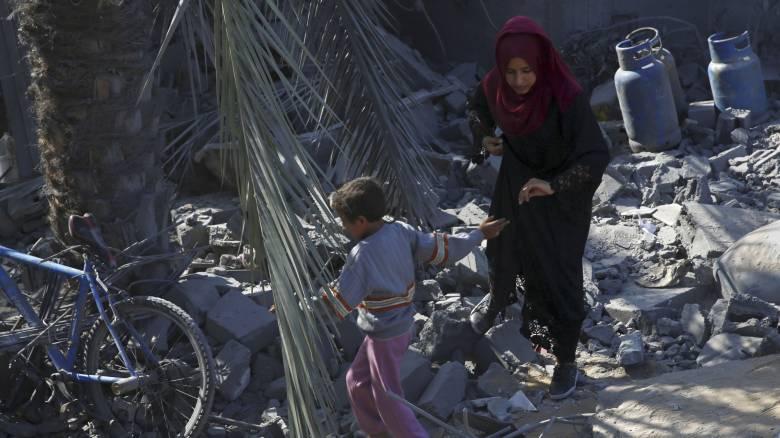 Γάζα: Τέλος επιδρομών ανακοίνωσε το Ισραήλ μετά τα νέα πλήγματα τα ξημερώματα της Παρασκευής