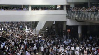 Χονγκ Κονγκ: Σε ύφεση η οικονομία για πρώτη φορά εδώ και μία δεκαετία