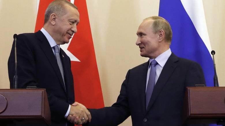 Άγκυρα: «Δεν υποχωρούμε στους S-400» - Στην Τουρκία ο Πούτιν τον Ιανουάριο