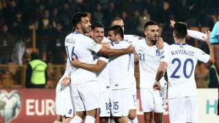 Αρμενία-Ελλάδα 0-1: Με Φαν Σιπ είναι άλλη ομάδα