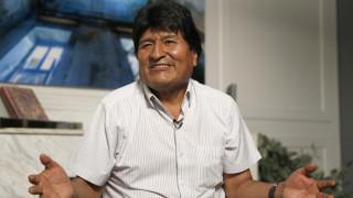 Μοράλες: Δεν θα συμμετέχω στις εκλογές της Βολιβίας - Οι ΗΠΑ μου πρόσφεραν αεροπλάνο να φύγω