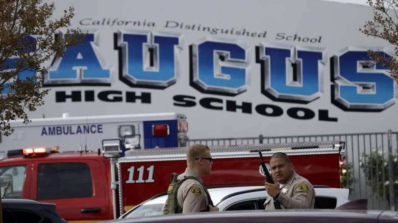 Καλιφόρνια: Υπέκυψε στα τραύματά του ο 16χρονος δράστης της επίθεσης στη Σάντα Κλαρίτα