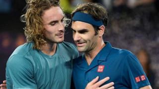 Τσιτσιπάς VS Φέντερερ: Live η εξέλιξη του μεγάλου ημιτελικού του ATP Finals