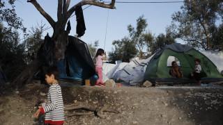 Μυτιλήνη: Νεκρό βρέφος εννέα μηνών στη Μόρια