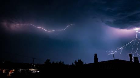 Καιρός: Επιδείνωση από το βράδυ - Ισχυρές βροχές και καταιγίδες στα δυτικά