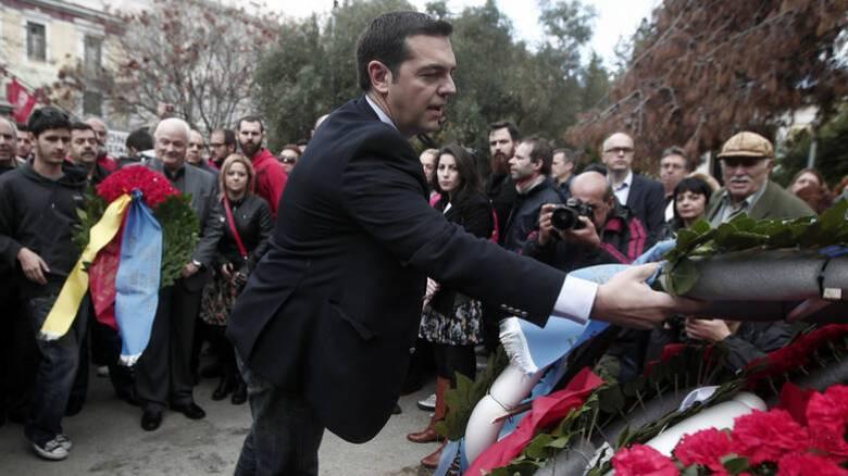 Πολυτεχνείο 2019 - ΣΥΡΙΖΑ: Το λιγότερο αστείο το να μιλά για τουρισμό η ΝΔ