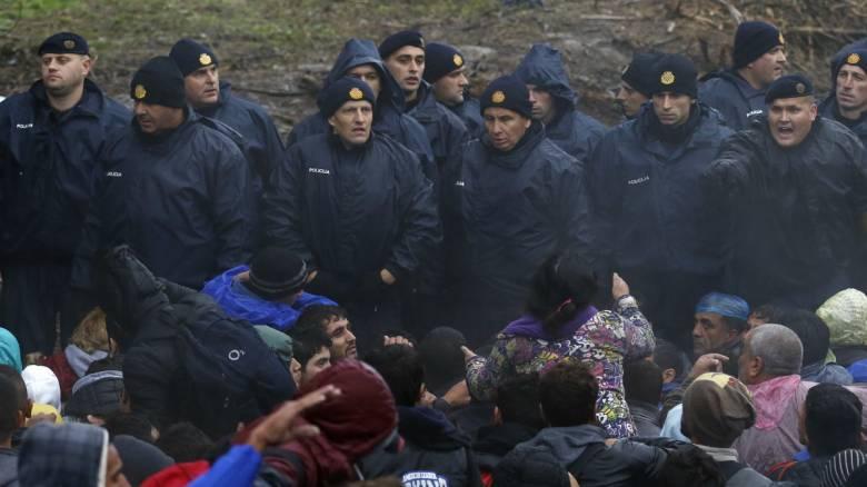 Κροατία: Αστυνομικοί πυροβόλησαν μετανάστες που πήγαν να περάσουν τα σύνορα