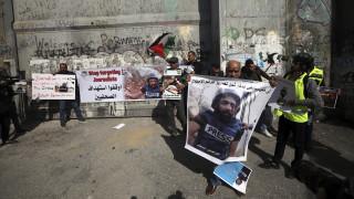 Παλαιστίνη: Διαδηλώσεις σε ένδειξη αλληλεγγύης σε δημοσιογράφο που τυφλώθηκε στη Δυτική Όχθη