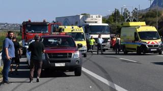 Κρήτη: Μεγαλώνει η λίστα θανάτου στην άσφαλτο - Ένας νεκρός σε τροχαίο στη Σταλίδα