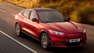 Η Ford επιτίθεται με την εντυπωσιακή ηλεκτρική Mustang Mach-Ε σε όλους τους τομείς