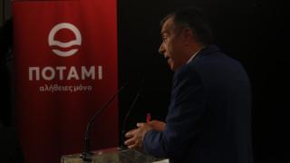 Ποτάμι: Τίτλοι τέλους για το κόμμα του Σταύρου Θεοδωράκη