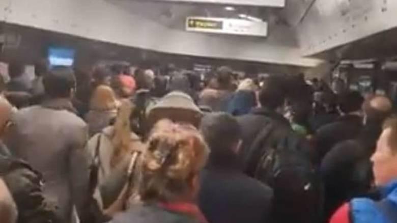 Συναγερμός στο Λονδίνο: Εκκενώθηκε ο σταθμός Euston του μετρό