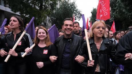ΣΥΡΙΖΑ για Πολυτεχνείο: Ο Χρυσοχοΐδης «σπόνσορας» της πιο μαζικής αντικυβερνητικής πορείας