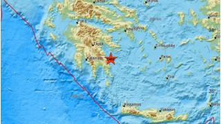 Σεισμός 3,7 Ρίχτερ ανοιχτά της Ύδρας