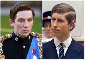 Ο Τζος Ο' Κόννορ (αριστερά) θα ερμηνεύσει το ρόλο του πρίγκιπα Κάρολου.