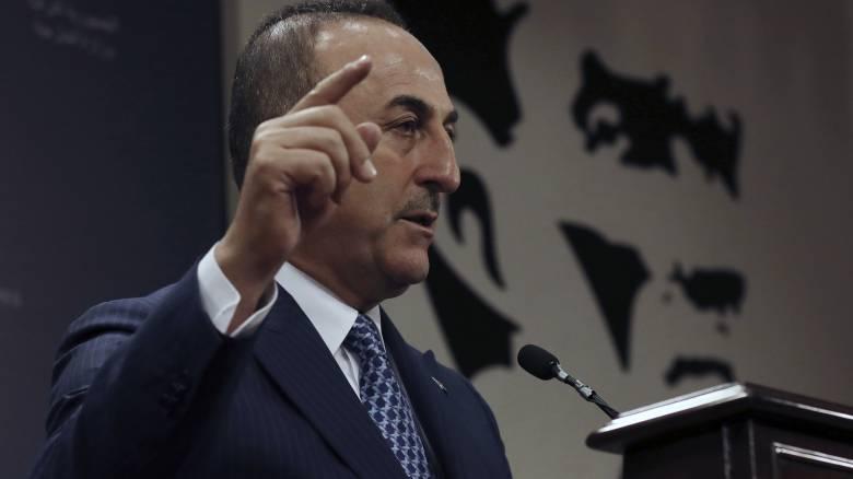 Τσαβούσογλου: Έχουμε λάβει μέτρα για την προστασία των δικαιωμάτων μας στην ανατολική Μεσόγειο