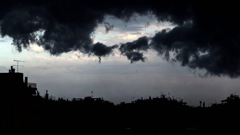 Καιρός: Βροχές και καταιγίδες σε όλη τη χώρα σήμερα