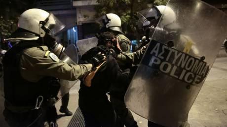 Πολυτεχνείο 2019: Ποινική δίωξη σε βαθμό πλημμελήματος στους συλληφθέντες