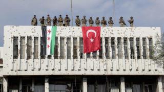 Η Τουρκία απειλεί με νέες επιχειρήσεις στη Συρία εάν δεν φύγουν οι Κούρδοι